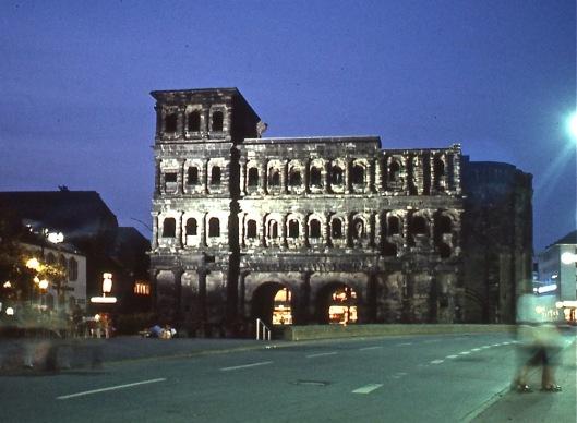 Porta Nigra (Roman Gate)-200 AD