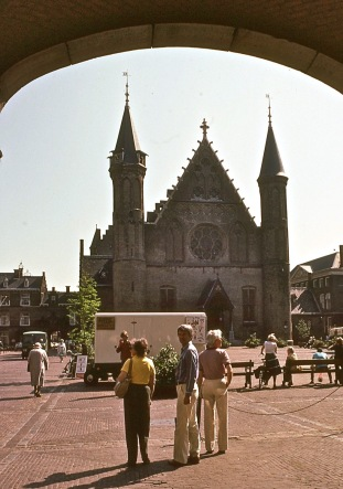 The Hague-Ridderzaal in Binnerhof