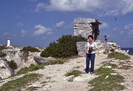 Carol-Mayan Ruins