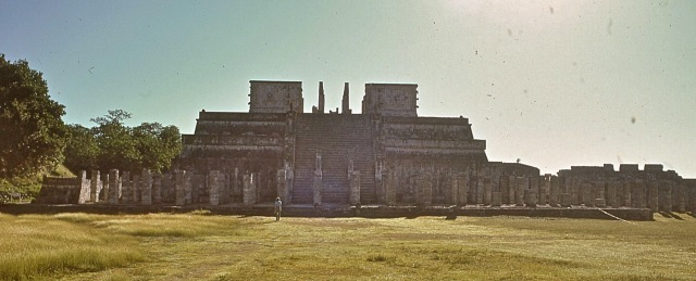 Temple of the Warriors-Toltec