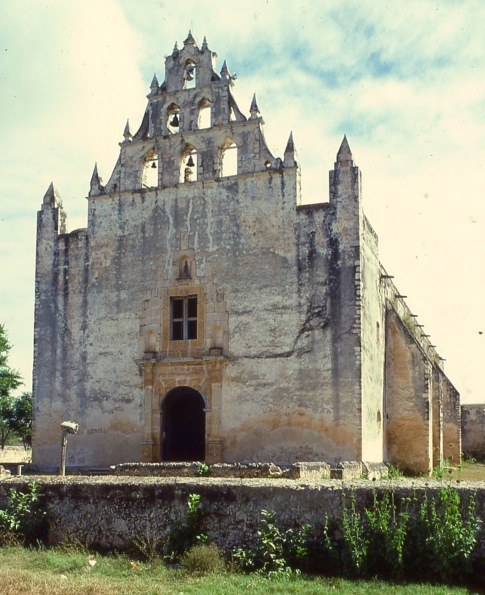 Ticul's Church of San Antonio de Padua