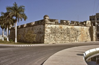 Campeche-San Jose Fort