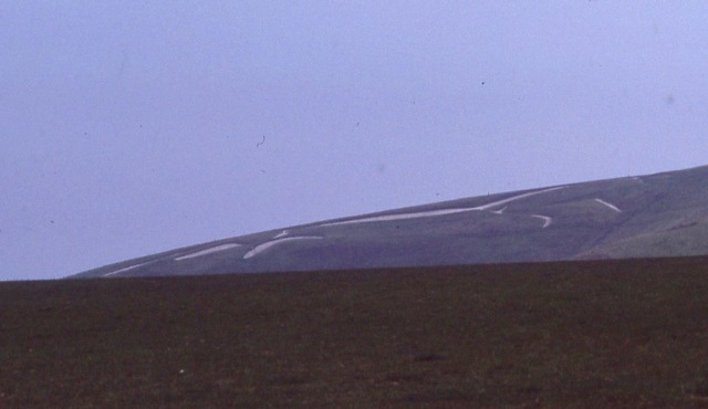 White Horse of Uffington-3000 BC