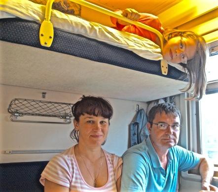 Compartment Mates