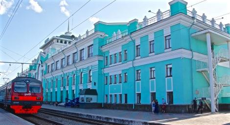 Train Station-Omsk