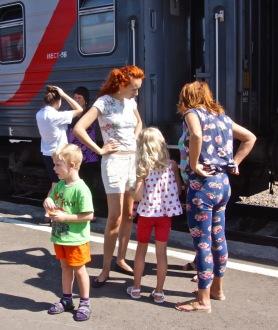 Blond Russians