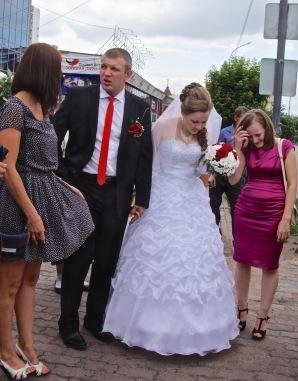 Saturday Weddings