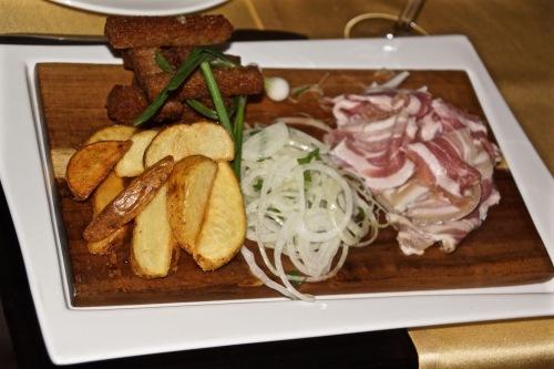 Semeyskaya Gornica (side pork-raw)