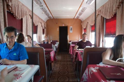 Train Dining Cr