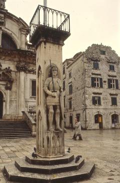 Orlando Column (Roland's Column)