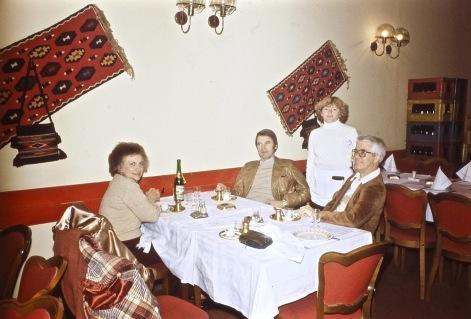 Dinner in Mostar