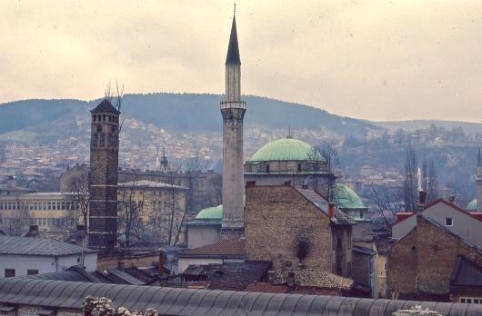 Sarajevo-Gazi Husrew