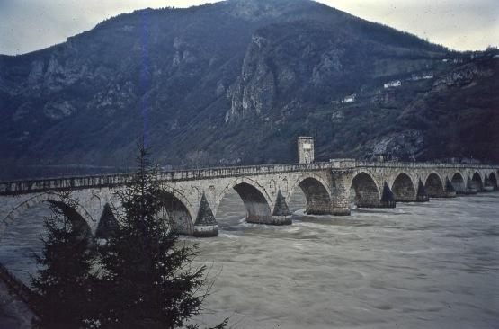 """Bridge on the River Drina"""