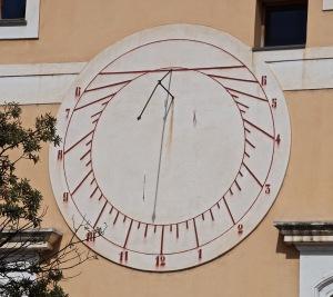 Sundial-11:35 AM