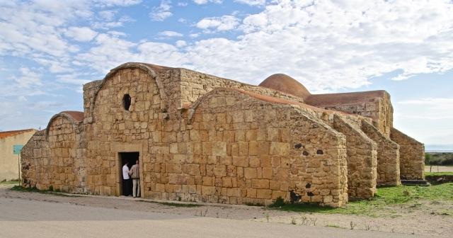 Chiesa di San Giovanni di Sinis 6th C.