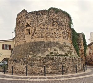 Torre Portixedda (East Tower)
