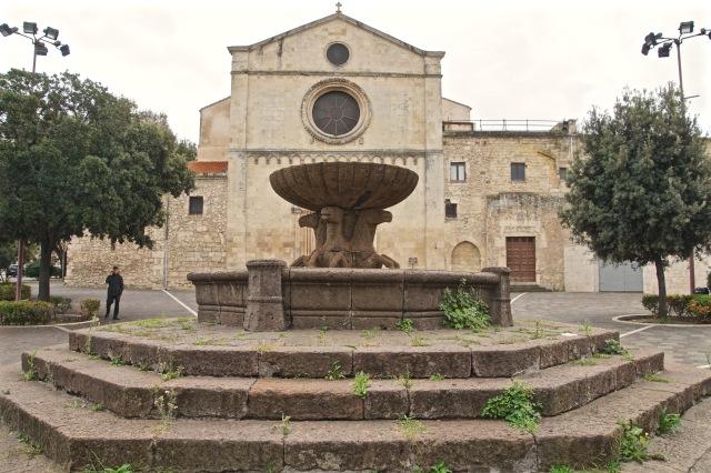 Sassari-13th C Santa Maria di Betlem