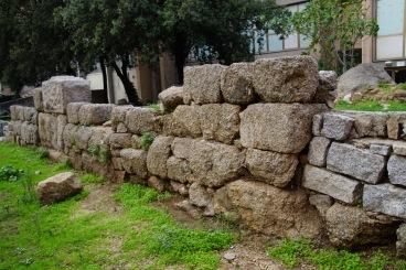 Punic Walls 750 BCE