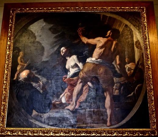 Mattia Preti-Martyrdom of St. Catherine
