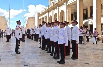 Drill Ceremony