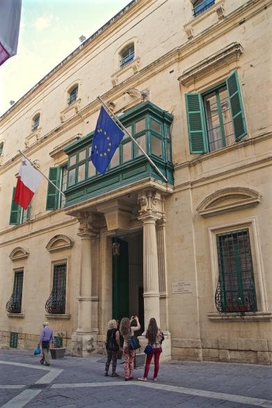 Palazzo Parisio-Napoleon Stayed Here