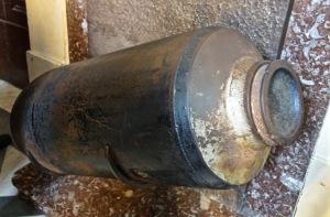 Replica of Bomb