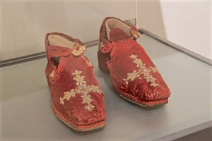 Pope Alexander VII's Shoes