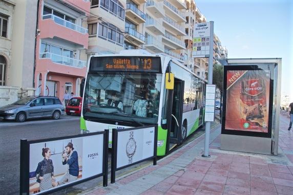 Malta Bus System