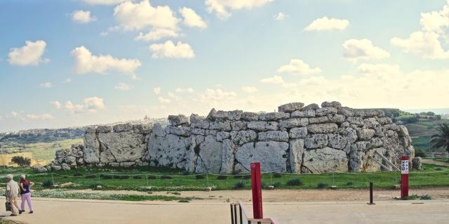 Ggantija Temples 3600-3000 BCE