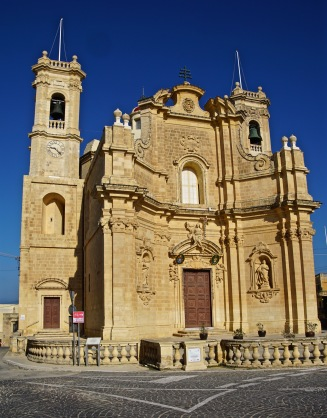 Gharb Parish Church