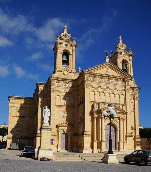 Qala Parish Church-1889