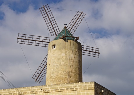 18th C. Windmill