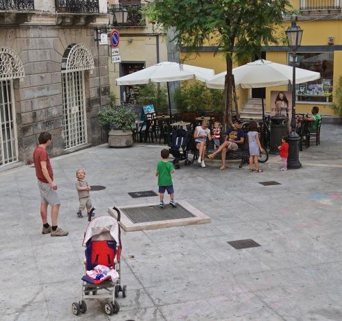 Piazza San Sapolcro