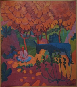 Tansiqbaev 1931 Crimson Autumn
