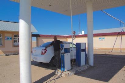 Proopane Gas Pump