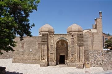 9th C. Maghoki-Attar Mosque