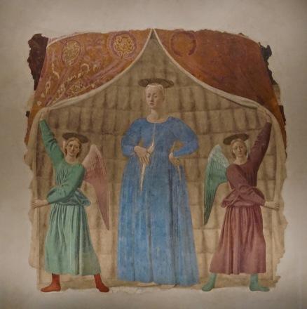 Piero della Francisca-Madonna del Parto