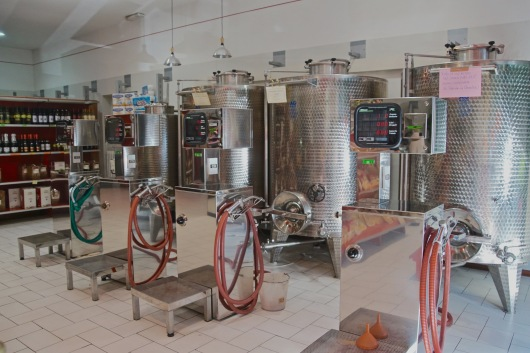 Wine-Vats-Pumping Station