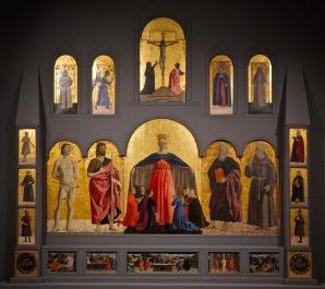Polytriptych-Madonna della Misericordia