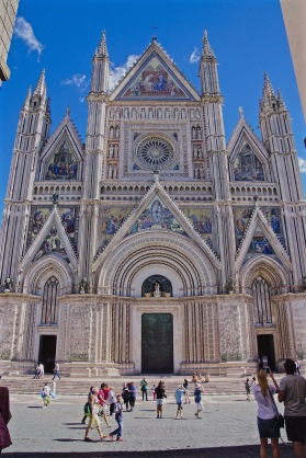 Orvieto Cathedral-Started 1290