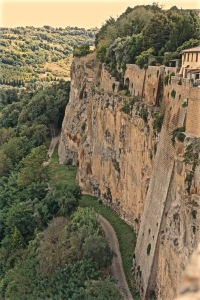 Walls of Orvieto